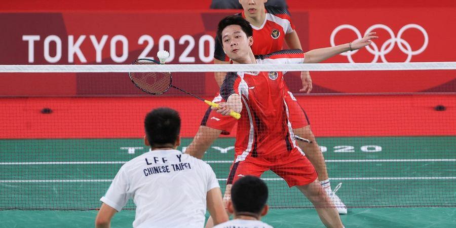 Olimpiade Tokyo 2020 - Tak Cuma Publik Indonesia, Wakil India Sedih Marcus/Kevin Kalah