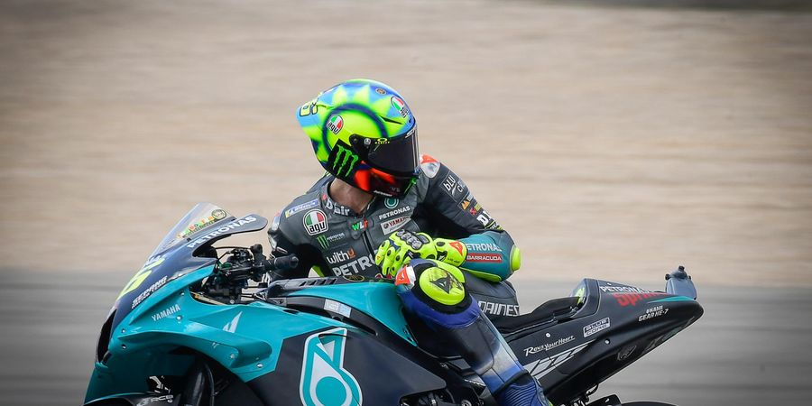 Pengamat MotoGP Yakin Proklamasi Penting Valentino Rossi di Austria Hanya Bualan