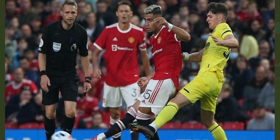 Hasil Pramusim Man United - Ditahan Tim Promosi, Kutukan Kontrak Baru Solskjaer Berlanjut