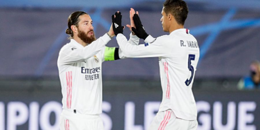Gabung Man United, Varane Diminta Ramos Pilih PSG kalau Kedua Tim Bentrok