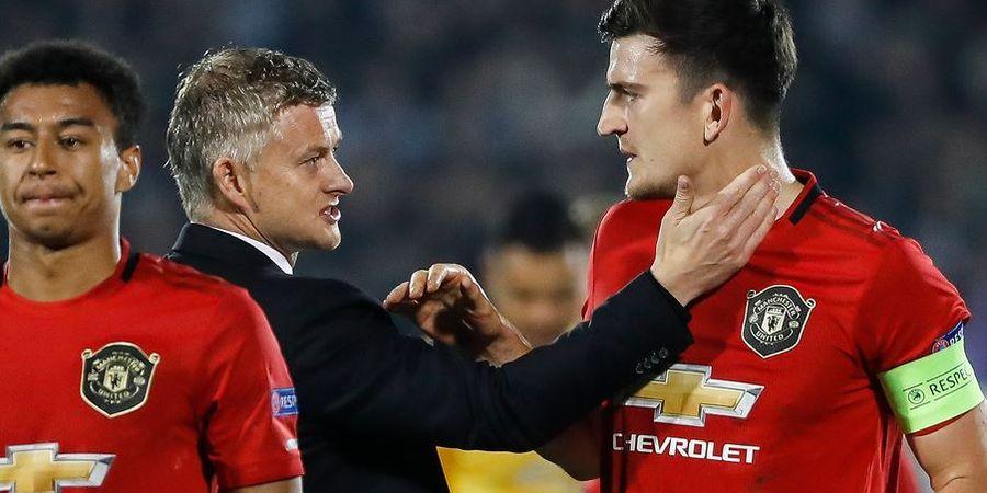Manchester United Vs Villarreal - Setan Merah Dipastikan Tanpa Harry Maguire