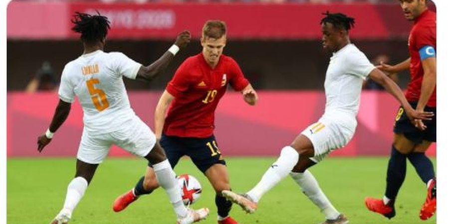 Olimpiade Tokyo 2020 - Spanyol Tembus Semifinal, Dani Olmo: Ini Tidak Berakhir di Sini