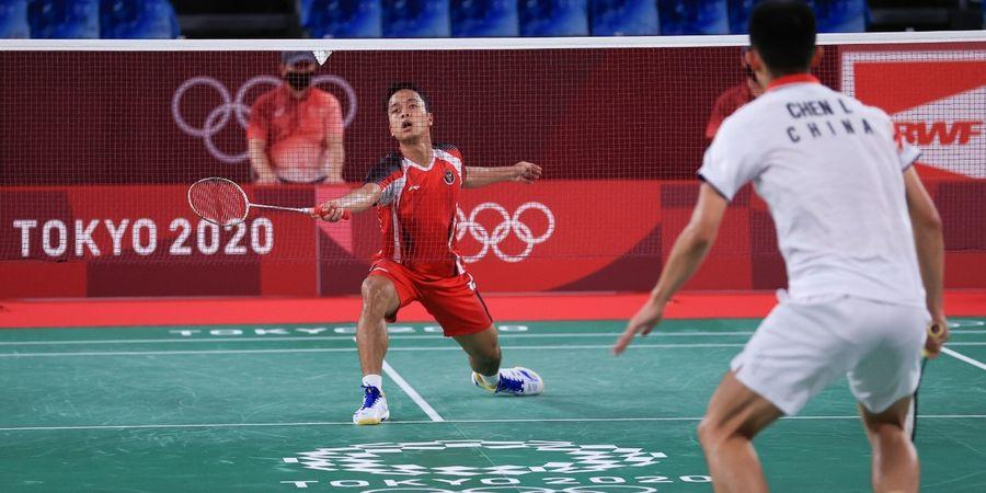 Olimpiade Tokyo 2020 - Anthony Ginting Berebut Perunggu dengan Sosok yang Batal Jadi Pesepak Bola