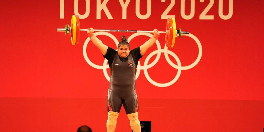 Olimpiade Tokyo 2020 - Kisah Lifter Indonesia Nurul Akmal Ungguli Atlet Transgender