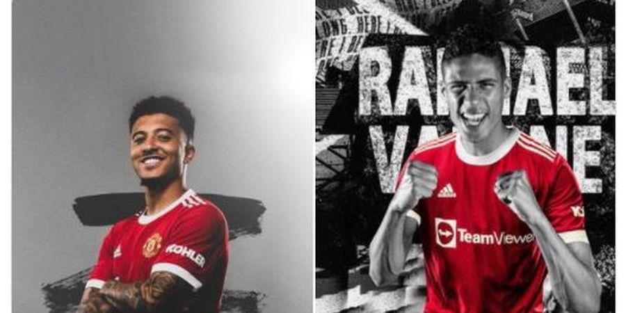 Raphael Varane Akan Memakai Nomor Tidak Terduga Di Manchester United