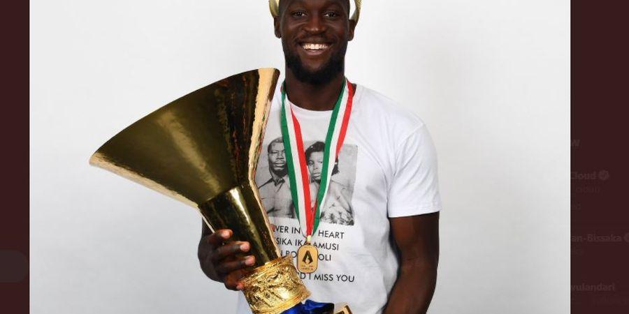 Romelu Lukaku Dijual 2,2 Triliun Kes, Calon Pemain Ekspor Termahal Liga Italia