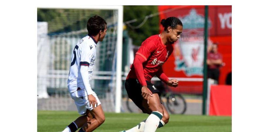 Hasil Pramusim Liverpool - Bergaya Manchester United, Jota-Mane dan Minamino Taklukkan Bologna Dua Kali