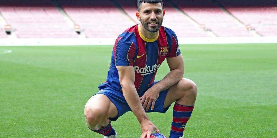 Lionel Messi Hijrah ke PSG, Sergio Aguero Bunuh Diri Pilih ke Barcelona