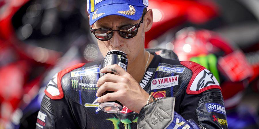 Konflik Maverick Vinales-Yamaha Memuncak, Fabio Quartararo: Bukan Kejutan
