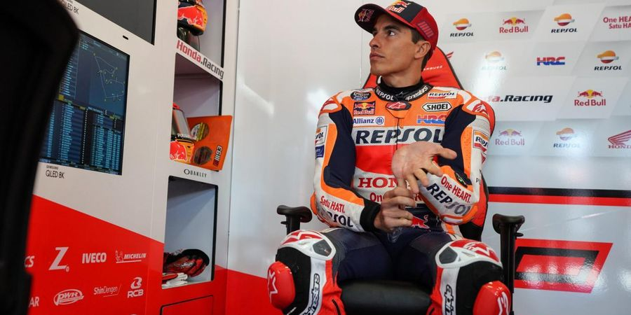 1 Penyebab Bos Repsol Honda Tak Pernah Ragu Kepada Marc Marquez