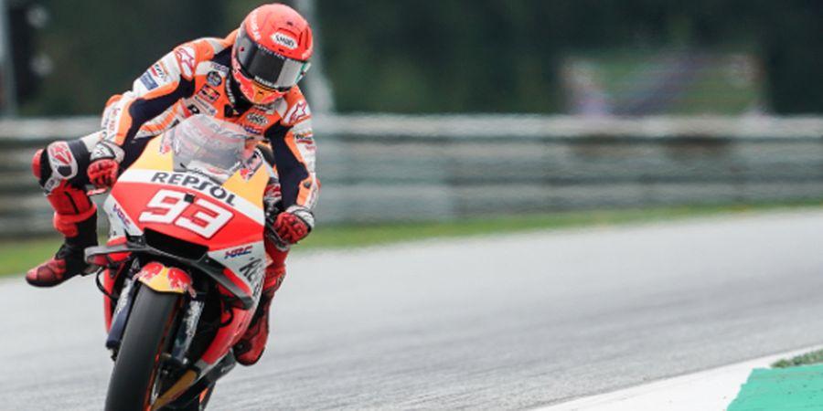 Kondisi Fisik Makin Pulih, Marc Marquez Tebar Ancaman pada Sisa MotoGP 2021