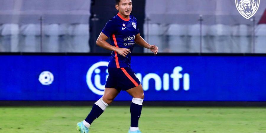 Pelatih JDT Sebut Syahrian Abimanyu Mampu Gantikan Pemain Terpintar Liga Malaysia dan Akan Memainkannya Lebih Sering