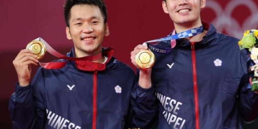 Ganda Putra Peraih Emas Olimpiade Tokyo 2020 Absen pada Piala Sudirman