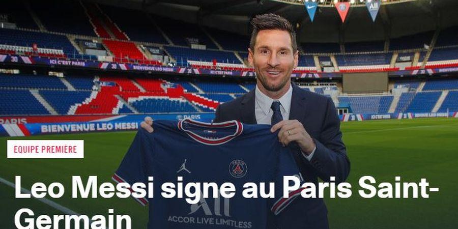 Bonucci Kaget Lionel Messi Tinggalkan Barcelona dan Gabung Paris Saint-Germain