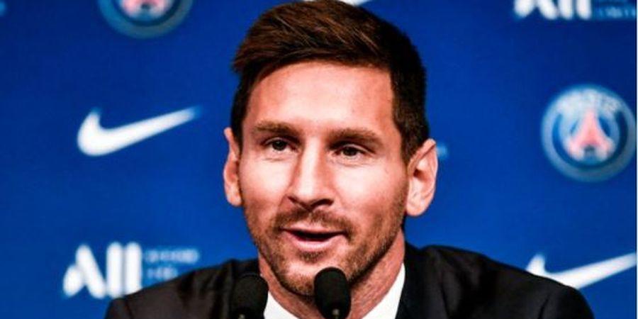 Lionel Messi Sebut 3 Pemain Paris Saint-Germain yang Bantu Ambil Keputusan Gabung PSG