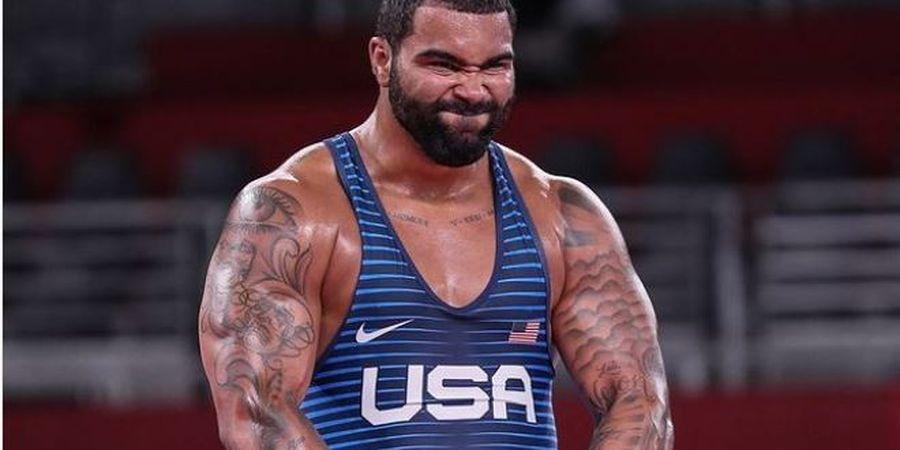 Diberi Waktu, Monster Gulat Olimpiade Habisi Jon Jones dan Predator UFC Sekaligus