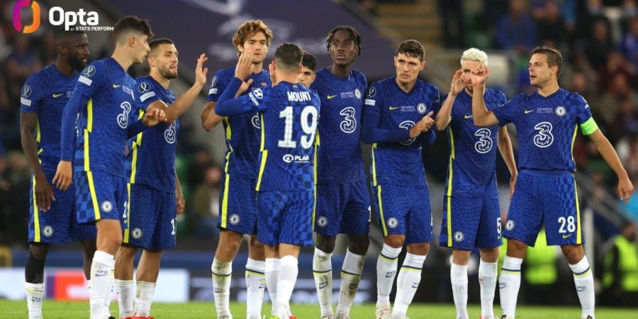Rio Ferdinand Sebut Chelsea yang Sekarang Berbeda dengan Musim Lalu