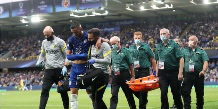Chelsea Sukses Raih Piala Super Eropa, Thomas Tuchel Kehilangan Satu Pemain