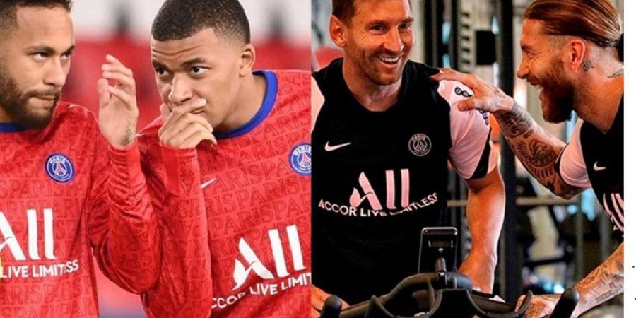 Meski Bertabur Bintang, PSG Belum Dianggap Belum Layak Juara Liga Champions