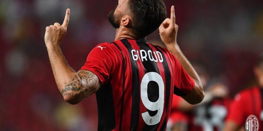 Skill Penting Olivier Giroud yang Bisa Membuatnya Berkontribusi Besar di AC Milan