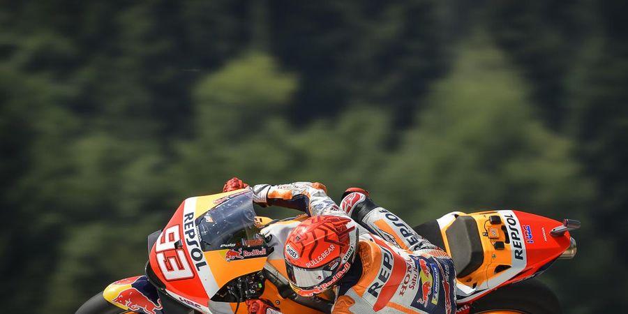 Hasil MotoGP Emilia Romagna 2021 - Marc Marquez Menang, Fabio Quartararo Jadi Juara Dunia