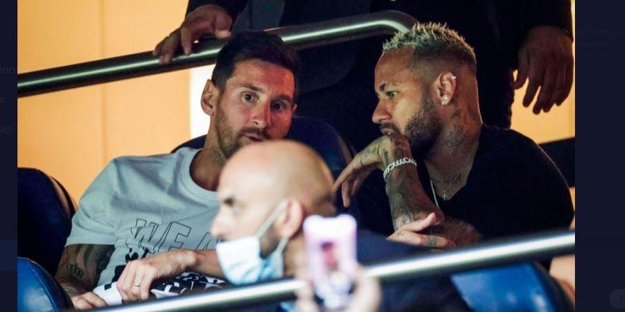 Paris-Saint Germain Umumkan Tanggal Debut Lionel Messi