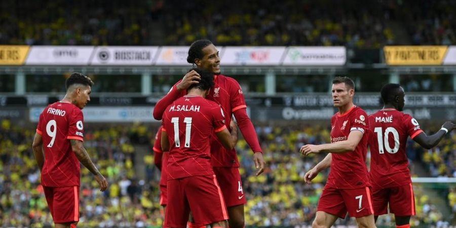 Hasil Drawing Liga Champions - Masuk Grup B, Liverpool Dapat Mangsa Favorit dan Lawan Tersulit