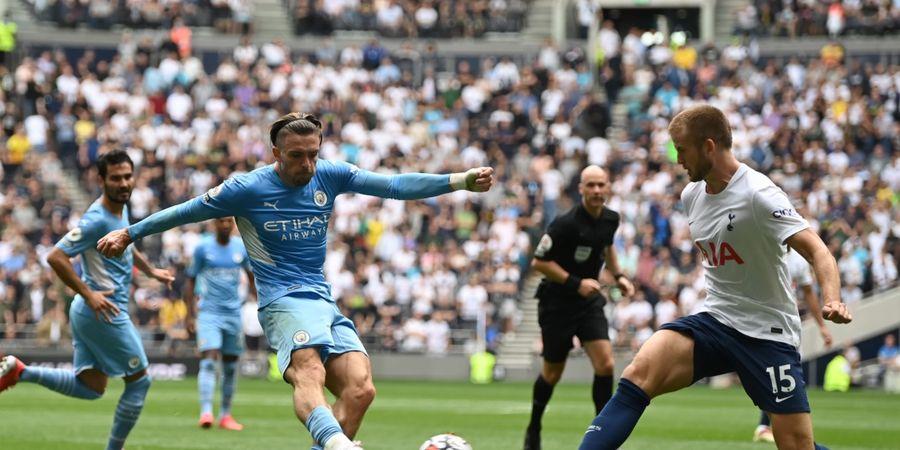 Refleksi Raheem Sterling Usai Man City Takluk dari Tottenham Hotspur
