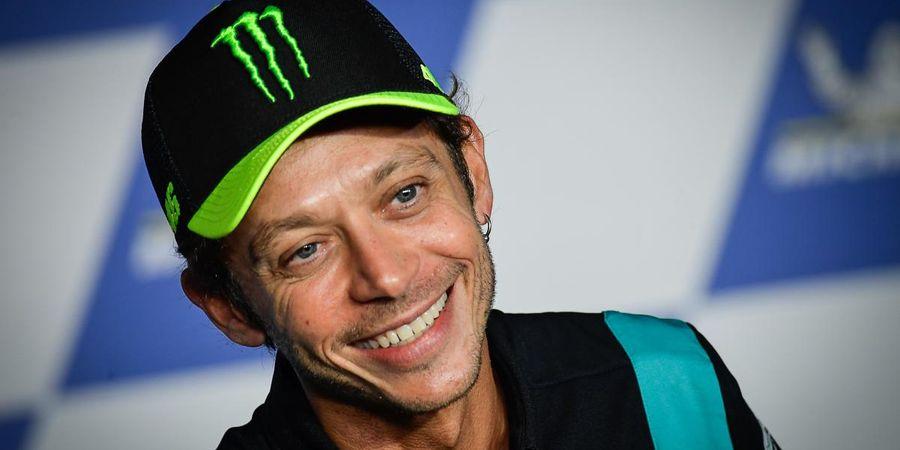 Valentino Rossi di MotoGP Hanya Dibuat 1.000 Tahun Sekali