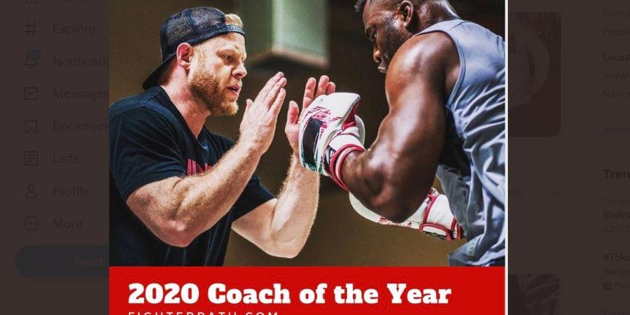 Bikin Prihatin! Pelatih Raja Kelas Berat Bongkar Bukti Kekejaman UFC