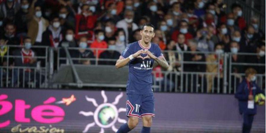 Demi Menangkan Liga Champions Bersama PSG, Angel Di Maria Rela Tumbalkan 17 Trofinya