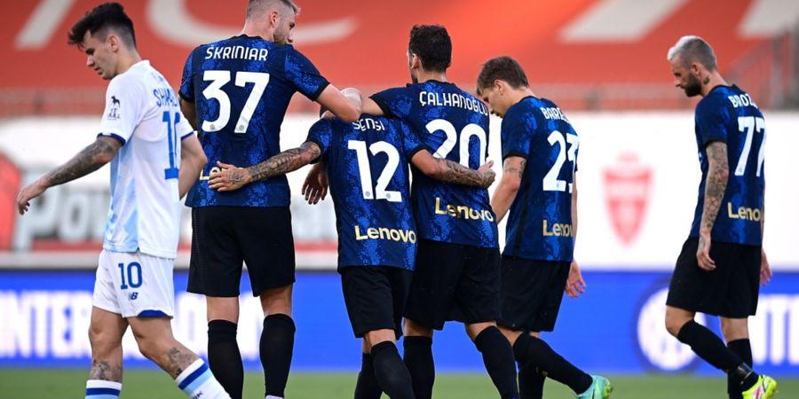 Segrup dengan Real Madrid, Shakhtar Donetsk, dan Tim Bau Kencur, Begini Reaksi Inter Milan