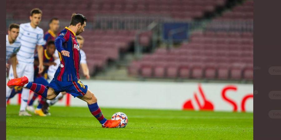 Pelatih Klub Liga Prancis Kenang Momen Pembantaian oleh Lionel Messi