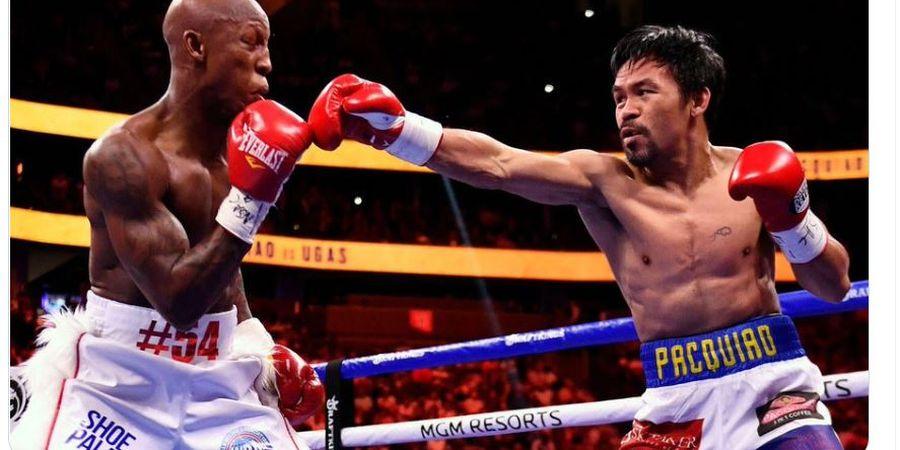 Sumpah Menarik Pelatih Fisik Manny Pacquiao usai Dituding Jadi Biang Kekalahan