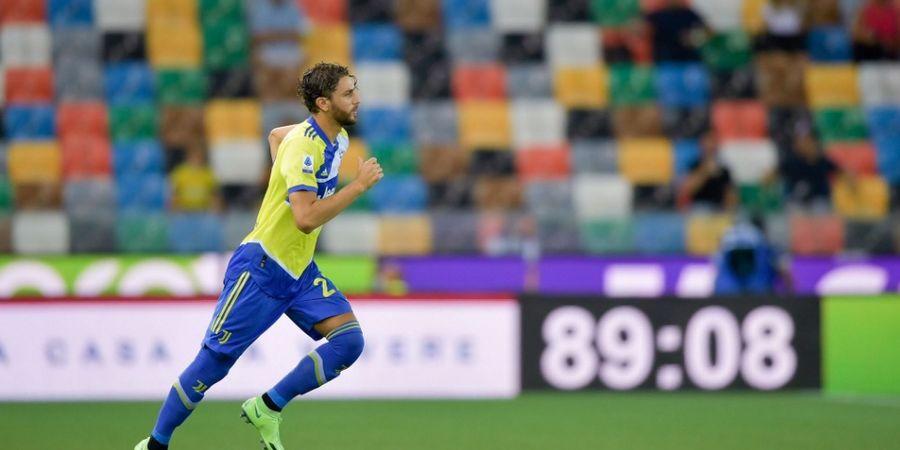 Cuma Main 8 Menit, Gelandang Anyar Juventus Dapat Komentar dari Massimiliano Allegri