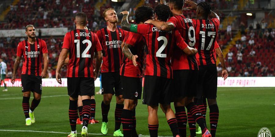 Juventus dan Inter Milan Kehilangan Sosok Penting, AC Milan Pasti Juara Liga Italia