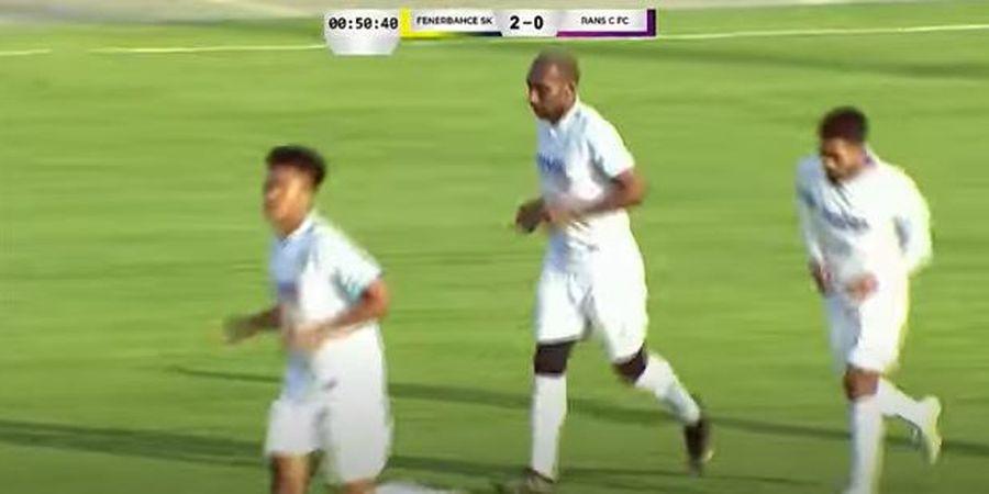 3 Kali Blunder Lini Belakang, Fenerbahce U-19 Ditahan Imbang RANS Cilegon FC Dalam Drama 6 Gol