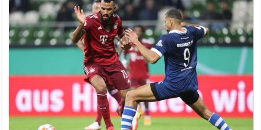 Hasil DFB Pokal - Bayern Muenchen Menang 12-0, Choupo-Moting Panen