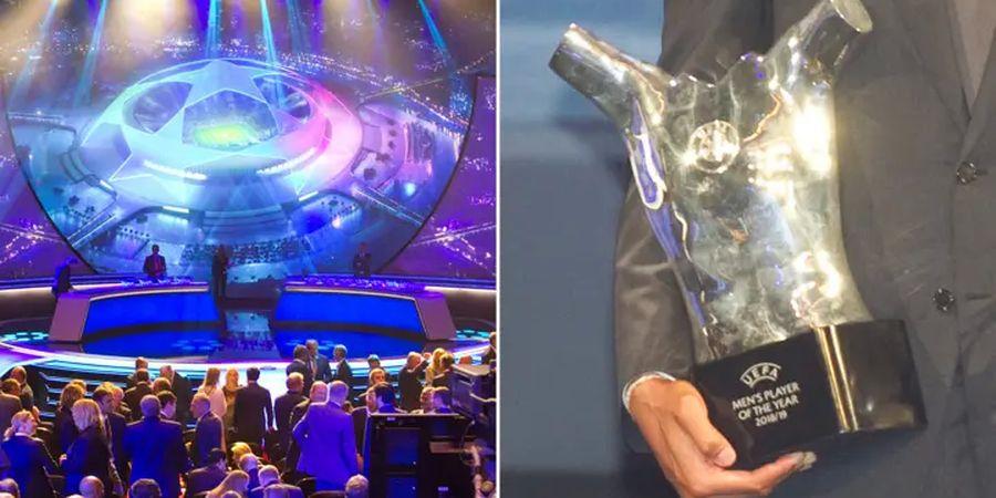 Pemenang Pemain Terbaik UEFA Bocor Satu Hari Jelang Pengumuman