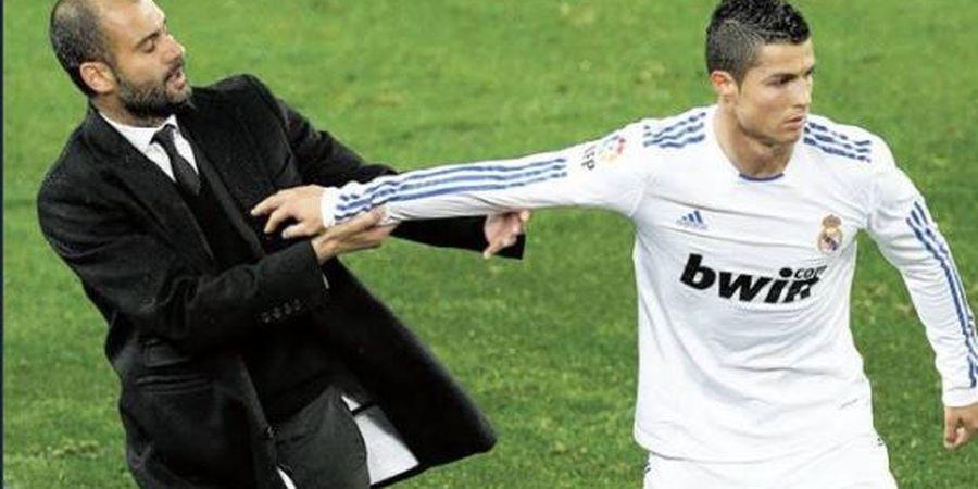 Kalimat Dingin Ini Diucapkan Guardiola ke Ronaldo Sebelum Transfernya ke Man City Gagal