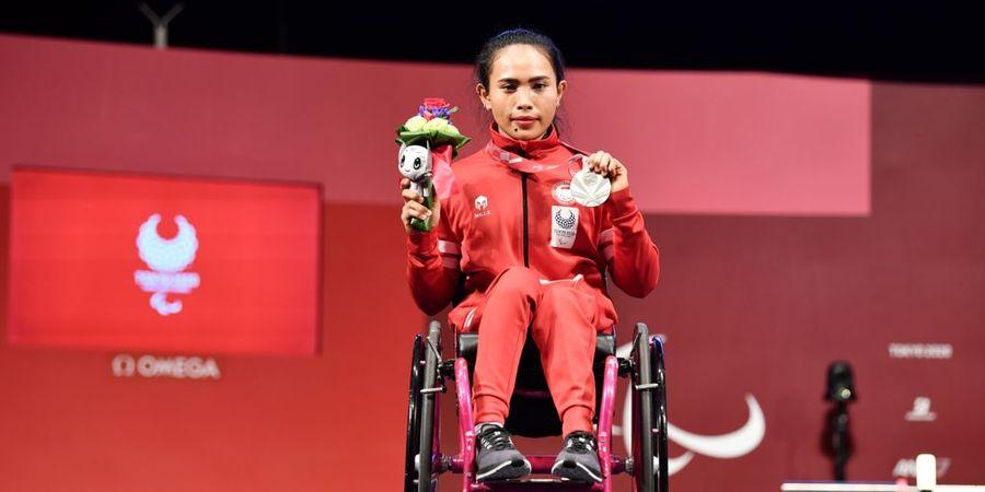Klasemen Medali Paralimpiade Tokyo 2020 - Indonesia Urutan Ke-26, Ada Harapan Medali Lain di 3 Cabor