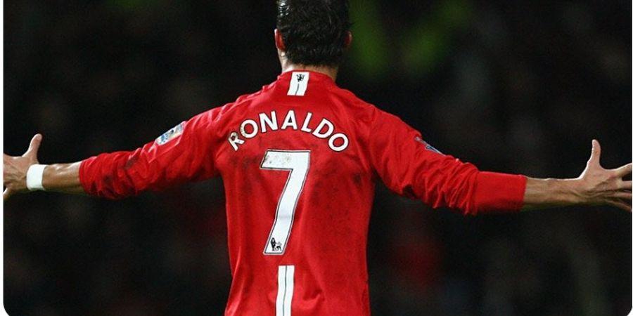 Cristiano Ronaldo Bisa Kenakan Dua Nomor Punggung Sekaligus di Man United, Kenapa?