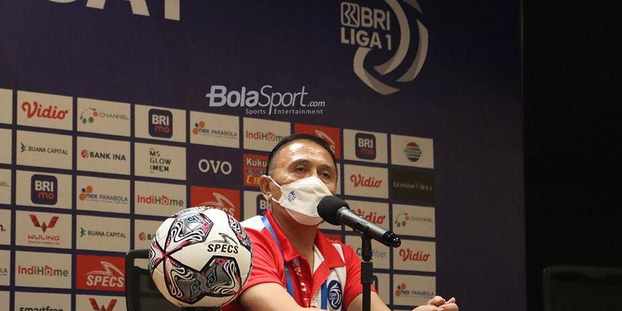 PSSI Dalami Banyaknya Kontroversi Keputusan Wasit Liga 1 2021