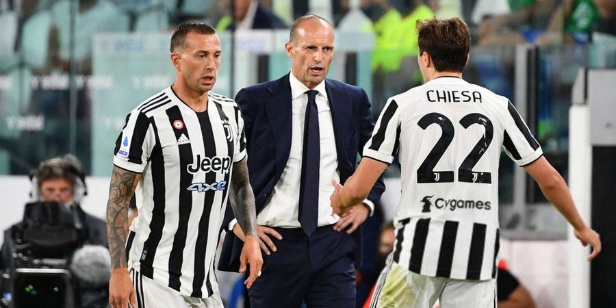 Ogah Salah Sendiri, Allegri Kritik Pemain Juventus Usai Akui Kesalahannya Lawan AC Milan