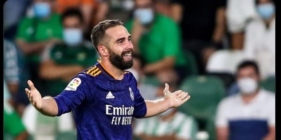 Hasil dan Klasemen Liga Spanyol - Sevilla Gagal Menang, Real Madrid ke Puncak Berkat Bek Andalan