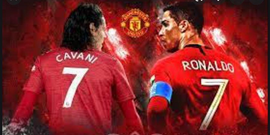 Rilis Nomor Punggung Cristiano Ronaldo di Man United, Liga Inggris Bikin Bingung