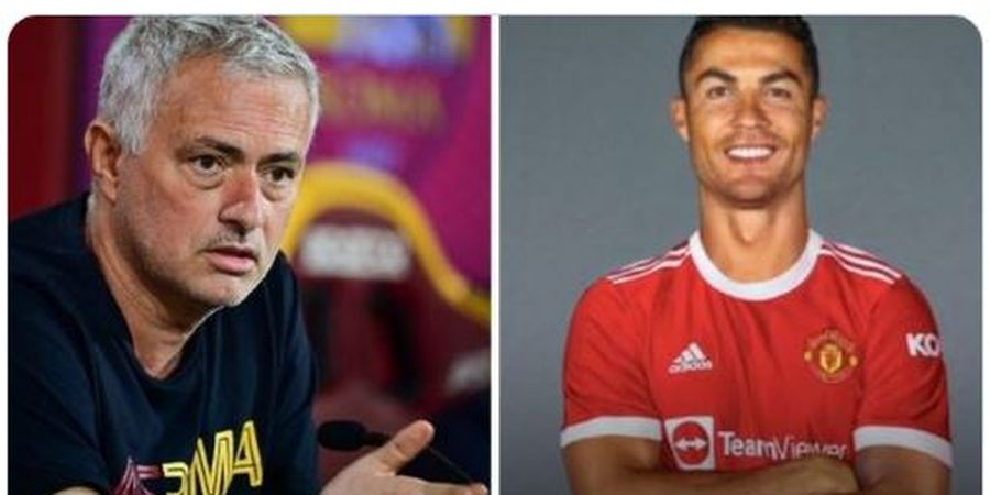 Cristiano Ronaldo ke Manchester United, Harapan Jose Mourinho Terwujud