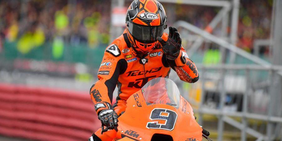 Danilo Petrucci Tetap di KTM, namun Menolak Jadi Pembalap Penguji