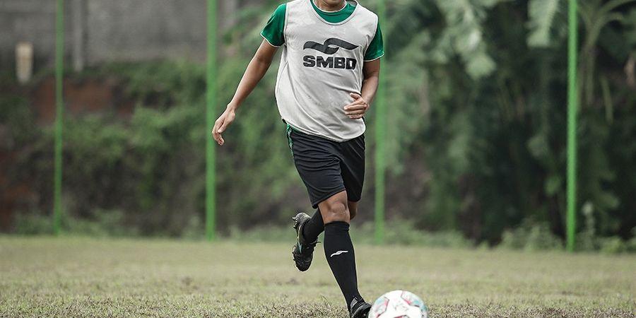 Liga 1 2021/22 Mulai Kick-off, Gelandang PSS Sleman Soroti Persiapan TIm