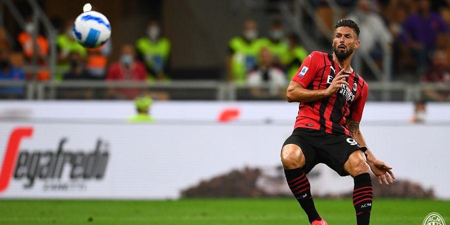Bersama AC Milan, Olivier Giroud Ingin Bayar Penyesalan saat Perkuat Chelsea dan Timnas Prancis